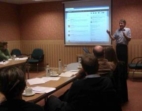 The Leicestershire Rural Business Web Training Programme