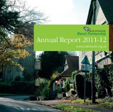 Leicestershire Rural Partnership Annual Report 2011-12