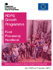 New Funding Available - RDPE Growth Programme